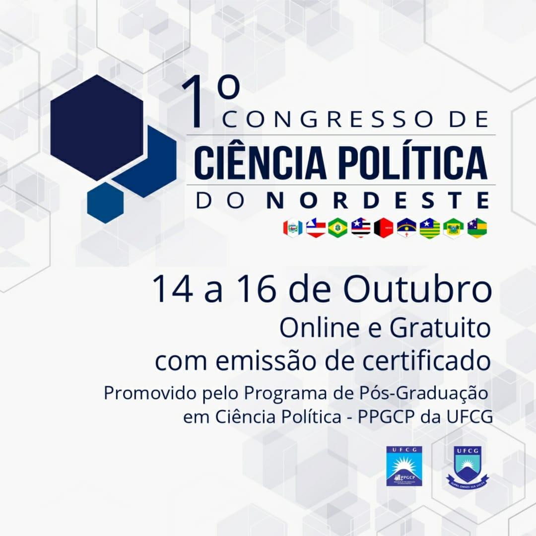 1º Congresso de Ciência Política do Nordeste